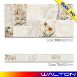 12X24 '' 300X600 Cocina y baño de azulejos de cerámica de pared de azulejos (WG-3626)