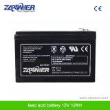 高品質によって密封される鉛酸の手入れ不要電池6V 12V