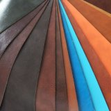 最新の適正価格の家具PU PVC合成物質の革