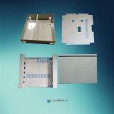 Gabinete personalizado de Fabricação de chapas metálicas de flexão de estampagem (LF-0078)