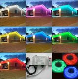 ETL 110V / 120V / 220V 60LED / M Outdoor Cuttable RGB LED Flex Strip Lighting
