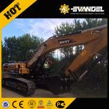 Máquina escavadora hidráulica do tipo de um Sany de 35.5 toneladas (SY335H)