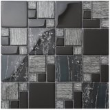 Decoratief glas Crystal Mosaic Tile op Promotion (AJJ03AB-6)