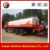 20000 liter van de Tankwagen van het Water, de Tanker van het Water van Roestvrij staal 304