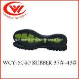 サッカーの靴を作るための耐久性需要が高いOutsole
