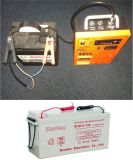 Заряжатель черни батареи USB солнечной силы