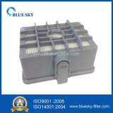진공 청소기를 위한 회색 사각 HEPA 필터
