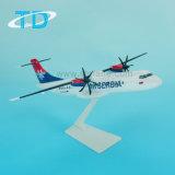 De plastic Vliegtuigen van de Lucht van de Ambacht Atr72-500 Zuidelijke 27cm 1/80 Model