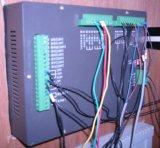 Mirco-Computer Basissteuerpult in der Kreisstrickmaschine