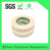 Rubber Adhesive Crepe Paper Masking Tape for Car Painting