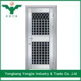 Puerta residencial del acero inoxidable de la mejor calidad