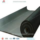 HDPE superficial liso usado trazador de líneas Geomembrane del trazador de líneas de la charca de la granja de pescados de la charca