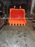 Godet de pelle à déchiquetage standard Hitachi Standard pour machines à excavatrices 20t