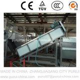 Пластичная рециркулируя линия для неныжной пленки PP с емкостью 300kg/H