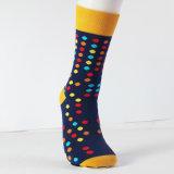 Изготовленный на заказ счастливые цветастые носки и носки платья оптовой продажи