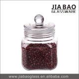 1L de pulverización mayorista tarro de vidrio cuadrado decorativos de color