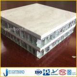 Comitato di pietra di marmo di appoggio favo di alluminio per i materiali da costruzione