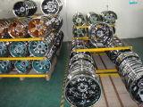 Matériel de placage pour le RIM de roue de véhicule