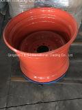Borde Dw16L*30/ruedas de acero para la maquinaria de granja agrícola