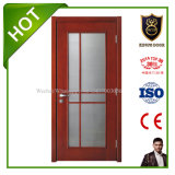 Solid Wooden Cooking Room Veneer Doors Sliding Type