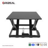 Escritorio derecho portable de Orizeal, escritorio que se mueve hacia arriba y hacia abajo, escritorio ajustable de la altura eléctrica (OZ-ODKS014)