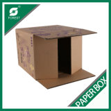 Caixa de papel pesado de design personalizado (EMBALAGEM FORESTAL 028)