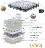 Colchón ecológico natural de coco de la cama del coco