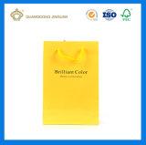Starker Qualitätspapier-Träger-Beutel für Oliver-Öl (mit Folienfirmenzeichen)