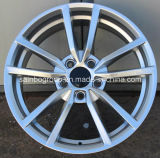 A réplica 2016 da VW roda as rodas da liga do carro de 17X7.5 18X8
