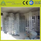 Fardo de alumínio do estágio do parafuso do parafuso da exposição do desempenho da iluminação da venda da fábrica