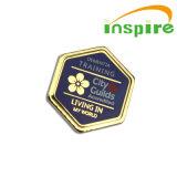Bon prix de l'emblème de l'entreprise personnalisés///Métal/conception militaire de la broche d'un insigne avec le libre-service de l'échantillon