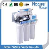 Intérieur du filtre à eau RO avec affichage TDS