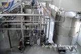 애완 동물에 의하여 병에 넣어지는 주스 생산 라인 또는 녹차 병조림 공장