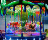 De mooie Rit van de Carrousel van de Rit van het Vermaak (carrousel-008)