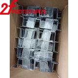 Peças fazendo à máquina do CNC da precisão do metal do alumínio/aço de bronze/inoxidável