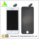 Индикация LCD мобильного телефона для агрегата экрана касания iPhone 5