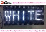 Im Freien einzelne Farbe P10, die LED-Bildschirm-Bildschirmanzeige bekanntmacht
