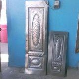 Внешняя дешевая отжатая кожа двери металла панели стальная