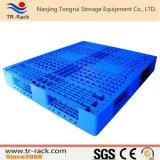 Haltbare einzelne seitliche Ineinander greifen-Oberflächen-Plastikladeplatte für Ladeplatten-Racking