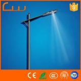 alumbrado público al aire libre de la lámpara los 8m LED de 6000k 70W