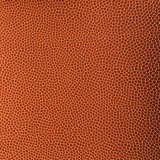 Cuir artificiel de PVC de Yellor de la terre pour le basket-ball