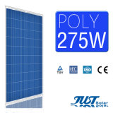 Los paneles solares polivinílicos altos de la eficacia 275W para la bomba solar