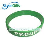 Della fabbrica Wristband poco costoso del silicone di vendita direttamente