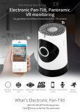 Kabeltelevisie Camera van het Netwerk van WiFi de Draadloze Fisheye Panoramische Gebruiksklare IP van 180 Graad