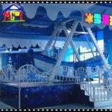 Strumentazione esterna del gioco della nave di pirata della macchina del gioco del parco di divertimenti
