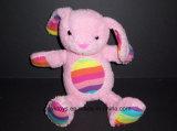 Plush Rainbow Stripe 2014 Brinquedo recheadas