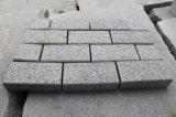 De goedkope Grijze G603 Graniet Gevlamde Gang van Fgor van de Betonmolens van de Steen van de Kubussen van de Betonmolen, Oprijlaan