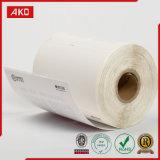 Rollo de papel térmico colorido de alta calidad