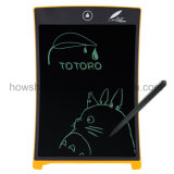 Tablette portative ultra-mince d'écriture d'affichage à cristaux liquides de la garniture d'écriture 8.5-Inch pour des gosses