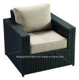 Insiemi esterni della mobilia del rattan del patio e del sofà del giardino (TG-804)